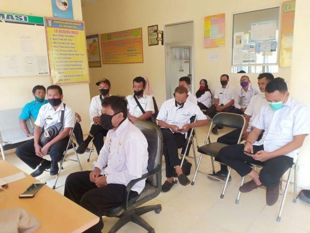 Rapat Koordinasi Penyaluran DD Tahap II dan BLT se Kabupaten Pringsewu