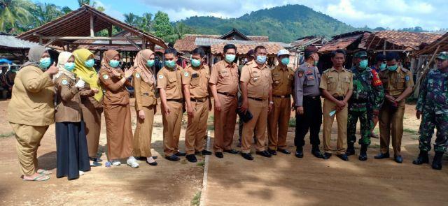 Mensosialisasikan Pencegahan Virus Covid-19 Di Pekon Margosari dan Giri Tunggal Kecamatan Pagelaran Utara